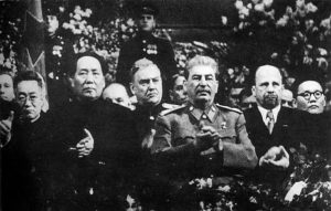 Mao e Stalin