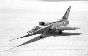 F-107 NASA