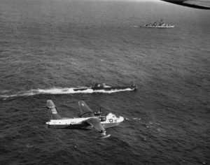 P5M Marlin Cuban missile crisis