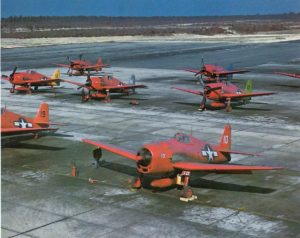 Hellcat Drones nell'Operation Crossroads