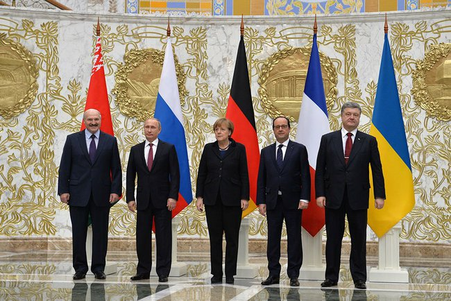Minsk summit 2015