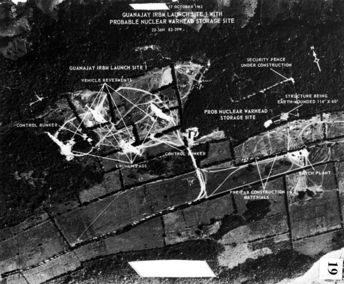 Russian Missiles in Cuba