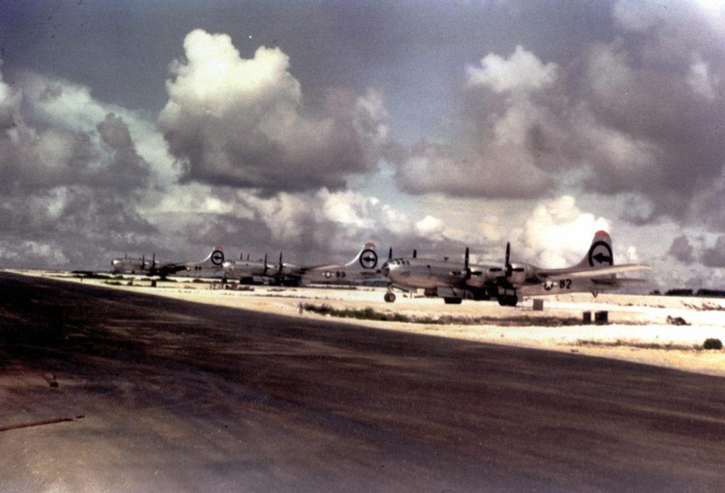 Aerei di Hiroshima