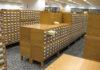 Schedario biblioteca