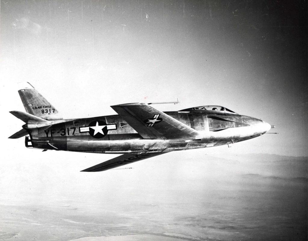 North American YF-93A