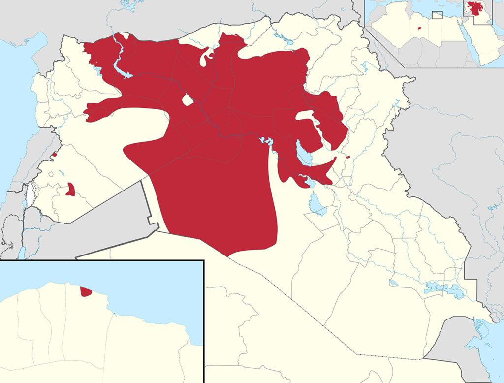 ISIS inizio 2015