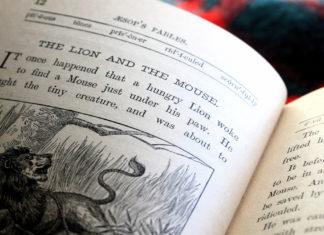 Esopo, il leone e il topo