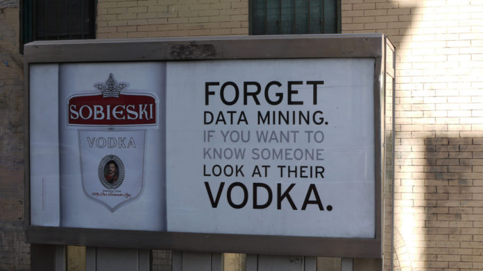 Data mining e vodka