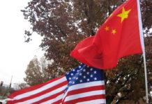 Cina contro Stati Uniti