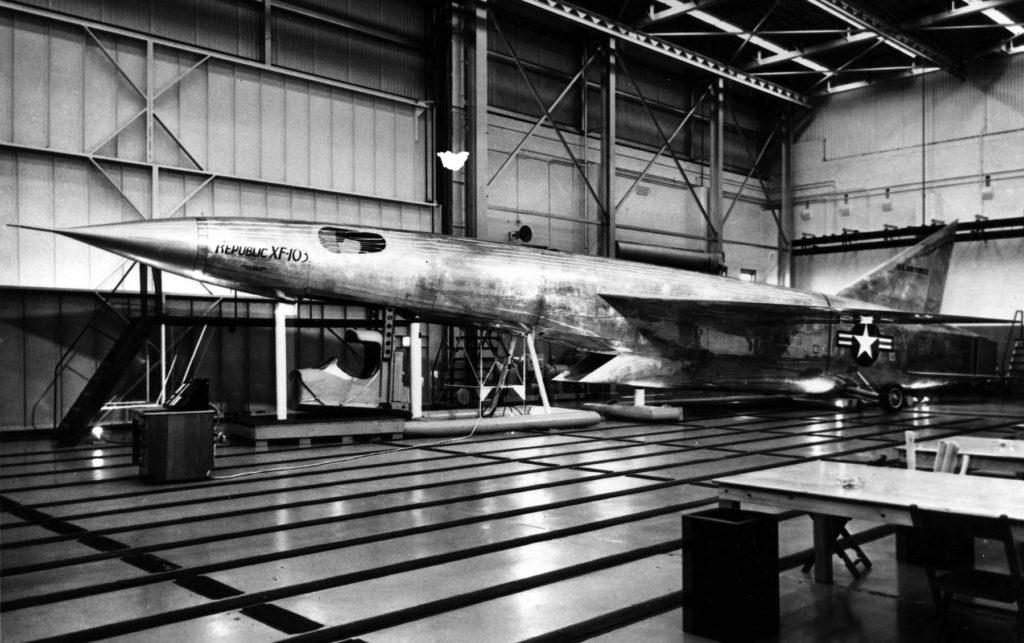 Republic XF-103 Thunderwarrior