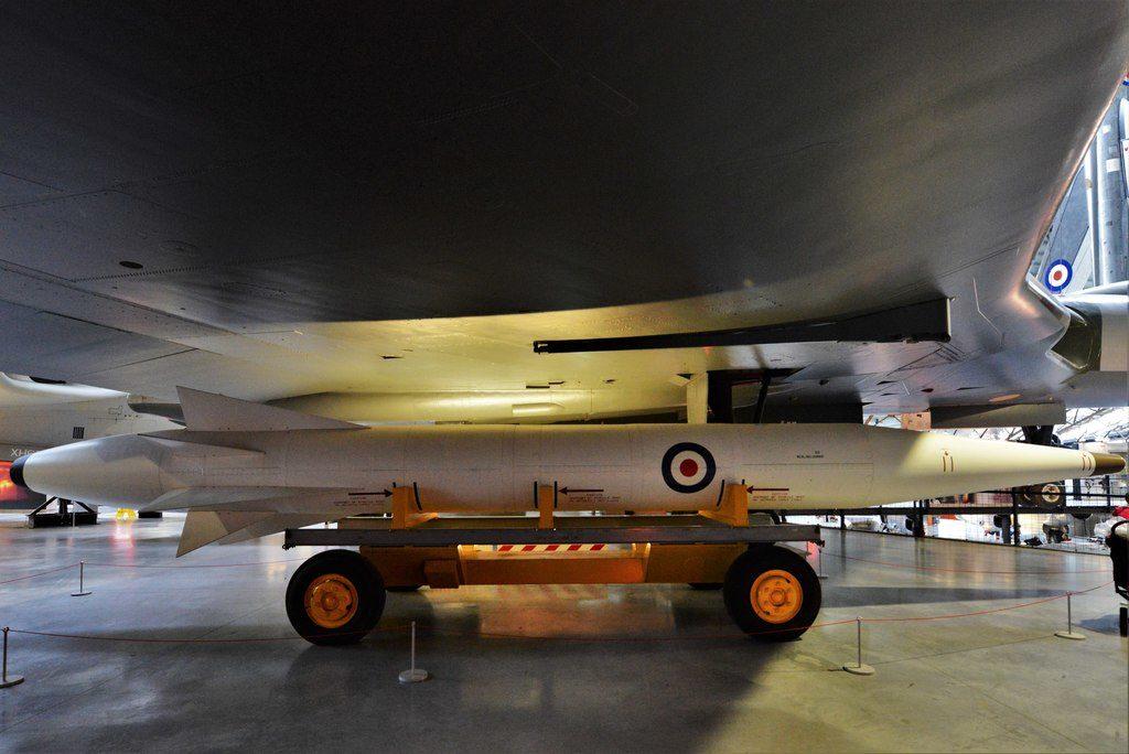 Skybolt missile