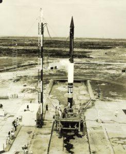 Vanguard rocket