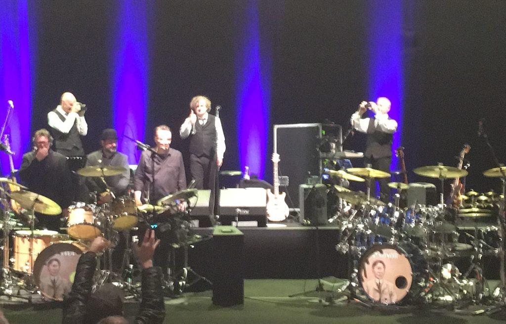 King Crimson Madrid 2016