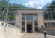 Centrale di Soverzene