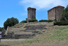 Elea Velia - Teatro dell'Acropoli