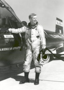 Joseph Walker e X-15
