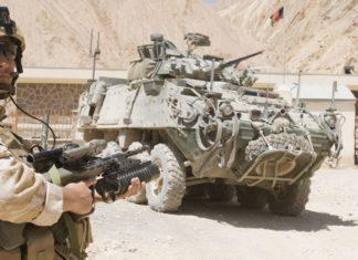 NZ soldier Afghanistan